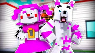 Becoming Funtime Freddy For A Day !? | Minecraft FNAF Roleplay