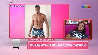 Los secretos de los abdominales de Christian Sancho - Cortá por Lozano