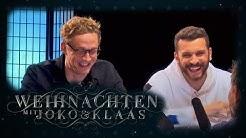 Aushalten: Nicht lachen - Matthias Schweighöfer & Edin Hasanović   Weihnachten mit Joko & Klaas