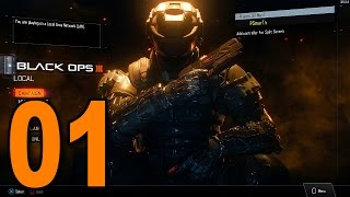 "Black Ops 3 - Mission 1 - ""Black Ops"" (Call of Duty BO3 Singleplayer Campaign Gameplay)"