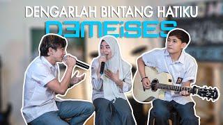 Download lagu Dengarlah Bintang Hatiku - Demeises ft. Sifa PAA || RUANG MUSIK LIVE
