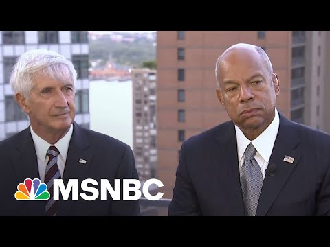 Andy Card And Jeh Johnson Remember Events of 9/11