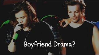 Larry Stylinson -Boyfriend Drama? (Sassy Harry)