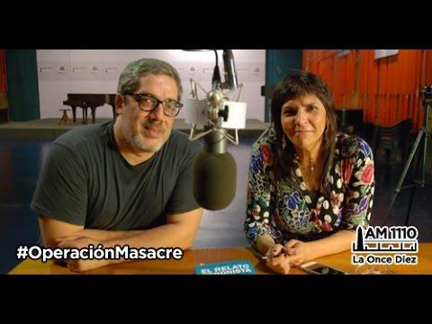 """<h3 class=""""list-group-item-title"""">El Relato Peronista - parte 1 / Silvia Mercado y Pablo Ciarliero en Operación Masacre</h3>"""