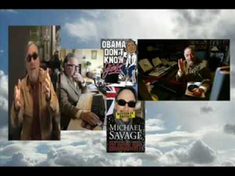 Michael Savage Takes a Stupid Caller 8 and Gets Pissed Off