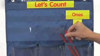 Scholastic Teaching Resources: Counting Caddie and Place Value Pocket Chart