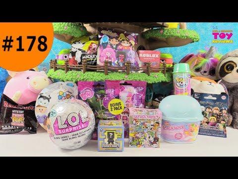Blind Bag Treehouse #178 Unboxing LOL Surprise Disney Unicornos Toy   PSToyReviews