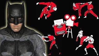 Batman vs Superman - Batman Warehouse Fight Scene Breakdown -  Ultimate Edition