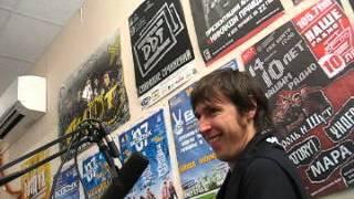 Zdob Si Zdub LIVE на НАШЕм радио Петрозаводск