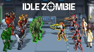 Idle Zombie Shooter - Android Gameplay (Beta Test)