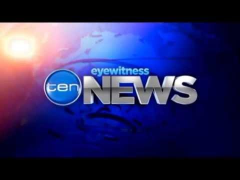 TEN Eyewitness News Theme Version 1 (2013- ) [ONLY AUDIO]
