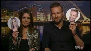 (03.11.16) Nicky Byrne & Jenny Greene Interview on RTÉ Today
