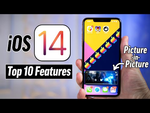 Top iOS 14 Features that you NEED to know for iPhone 12!