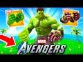 Unlocking *HULK SMASHERS* pickaxe! (*NEW* Marvel Avengers)