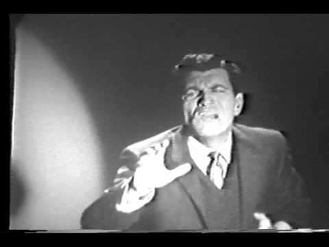 Robert Preston sings Carol Burnett