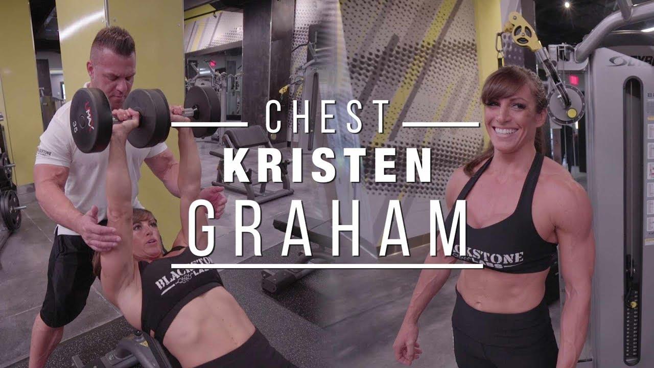 Chest Training For Women with Kristen Graham