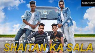 Housefull 4: Shaitan Ka Saala   Bala Song   Akshay Kumar   Sohail Sen   Vishal   Krazy Freakers