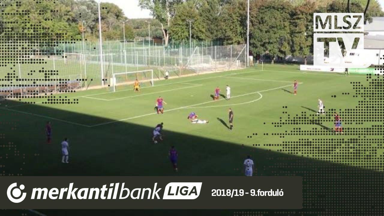 Duna Aszfalt TVSE - Vasas FC | 1-1 (0-0) | Merkantil Bank Liga NB II.| 9. forduló |