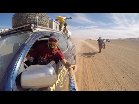 Motorcycle Adventure - 4x4 Expedition - Crossing the Sahara Desert