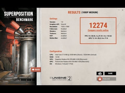 CrossFire RX580-570