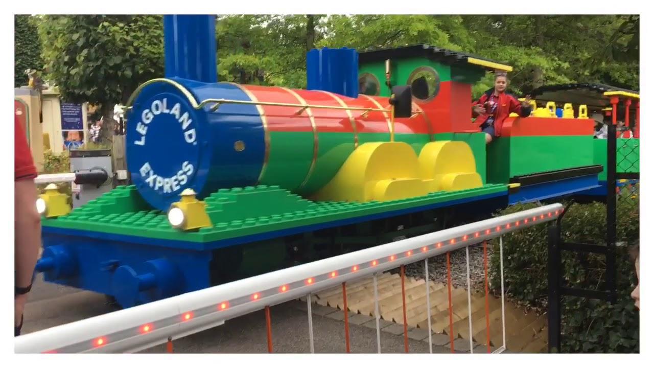 Legoland Express at Legoland Windsor - YouTube