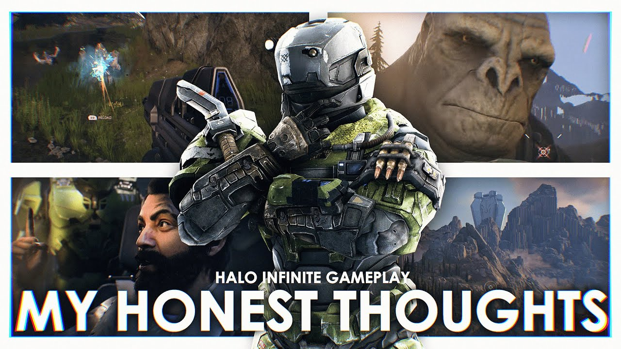 My Brutally Honest Thoughts and Opinions about Halo Infinite (Good and Bad) thumbnail