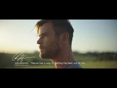 Chris Hemsworth – Swisse Ultivites