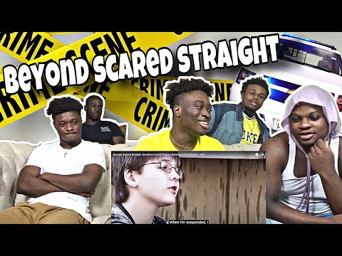 Beyond Scared Straight  Smartest Dumb Person  REACTION