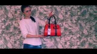 Каркасная мега-красная сумочка(, 2015-10-28T18:11:07.000Z)