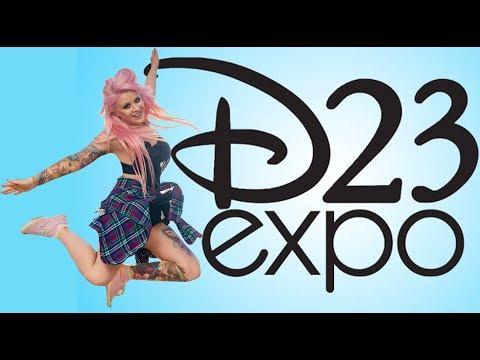 D23 All Disney's secrets revealed!