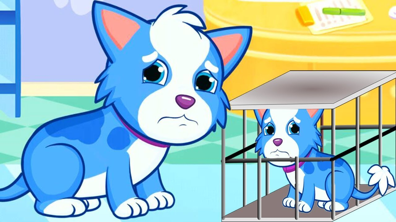 Fun Pet Care Kids Games - Play Puppy's Rescue & Care ...