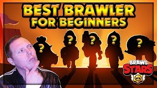What is the BEST BRAWLER FOR BEGINNERS in Brawl Stars? - Trick and Tips for New Brawl Stars Players