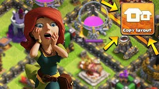 Copy Base Layout of Another Player | UPDATED in CLASH OF CLANS