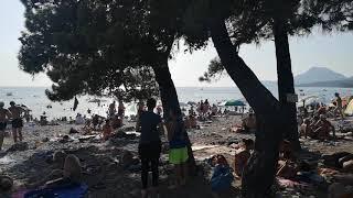 Susanj plaza crna gora more