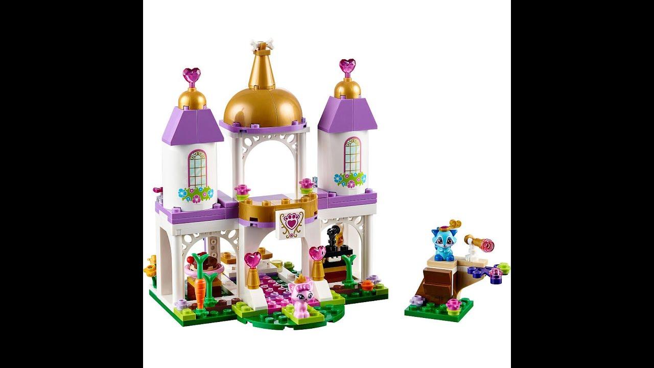 Lego 41140: конструктор lego disney princess