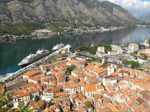 Елена Касьяненко Арт-тур в Черногории 2012 / Art tour in Montenegro
