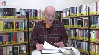 """Unser Vorleser Thomas J. Lennartz liest """"Berichte aus dem Hürgenwald"""" von Ernest Hemingway."""