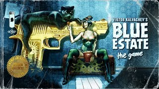 Blue Estate Full Game No Deaths No Commentary (All Cutscenes) 2013