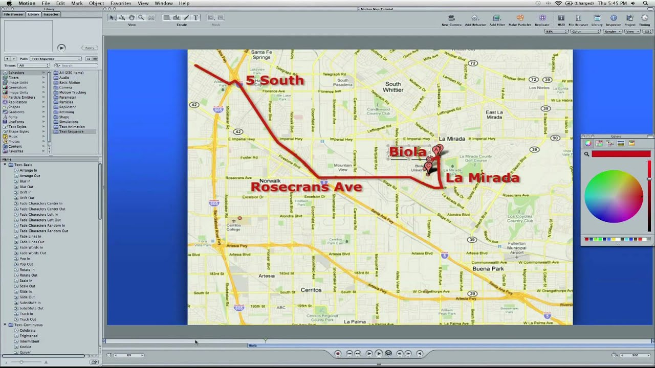 Motion Tutorial - Animating a Map on map saigon, map in color, united states radar motion, map nonfiction, map stationary,