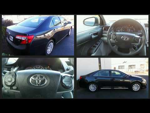 2013 Toyota Camry LE In Watertown, CT 06795