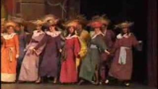 """Benjamin Calypso"" - Joseph & Amazing Technicolor Dream Coat"