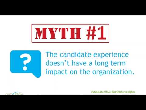 Myths About Candidate Experience and How to Improve it for a Better Brand