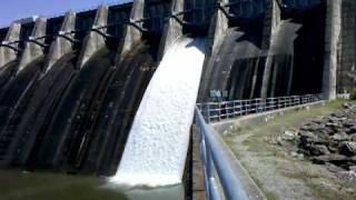 Cherokee Dam Flood Gates Opening.mp3