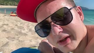 ПЛЯЖ САНЬЯ В НОВЫЙ ГОД SANYA BEACH HAINAN