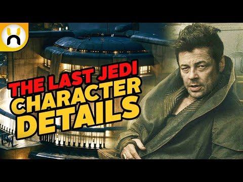 Benicio Del Toro's The Last Jedi Character Explained