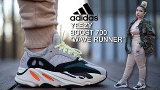 """ADIDAS YEEZY BOOST 700 """"Wave Runner"""" Review + On Foot"""