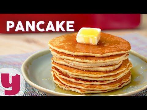 Kahvaltılık Pankek (Pancake) Tarifi - Kahvaltılık Tarifler | Yemek.com