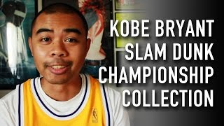 Kobe Bryant Slam Dunk Championship Collection