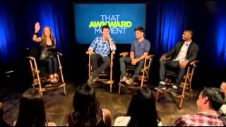 Zac Efron That Awkward Moment Q And A Part 2