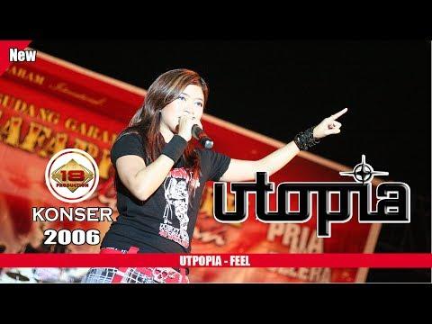 UTOPIA - Feel (LIVE KONSER LAMPUNG 2006)